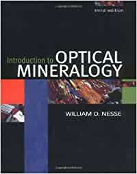 introduction to optical mineralogy william d nesse pdf