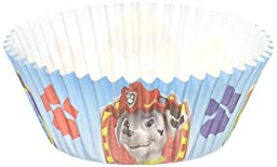 Paw Patrol Baking Cups - Disposable Cupcake Liners - Pack of 50