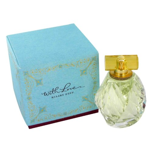 With love by Hilary Duff 3.3oz 100ml EDP Spray
