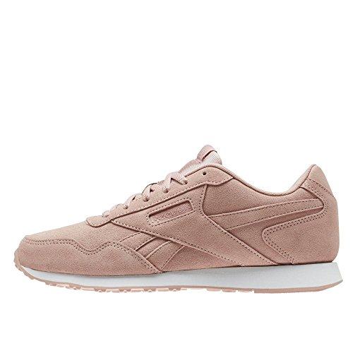 chalk Glide Rose Eu Lx 000 Chaussures De Royal 36 Femme white Pink Reebok Trail 5qx08wwO