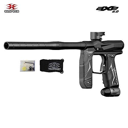 Empire Axe 2.0 Paintball Gun - Dust Black