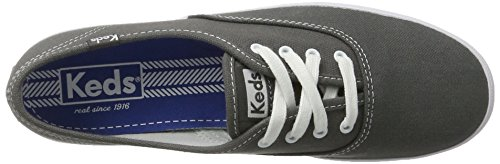 Text navy grey Core Keds 42 Donna Sneakers Champion Da Grau Bfw6qv