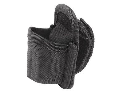 ASG Airsoft Dan Wesson Licensed Revolver Speed Loader Pouch with Belt Loop - Black (17632)