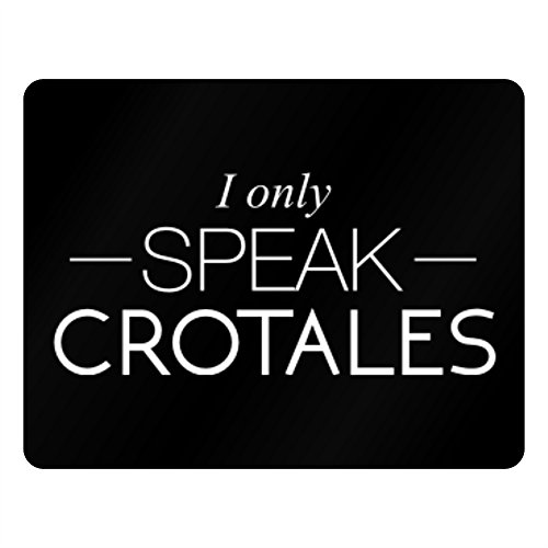 Idakoos - I only speak Crotales - Instruments - Plastic Acrylic