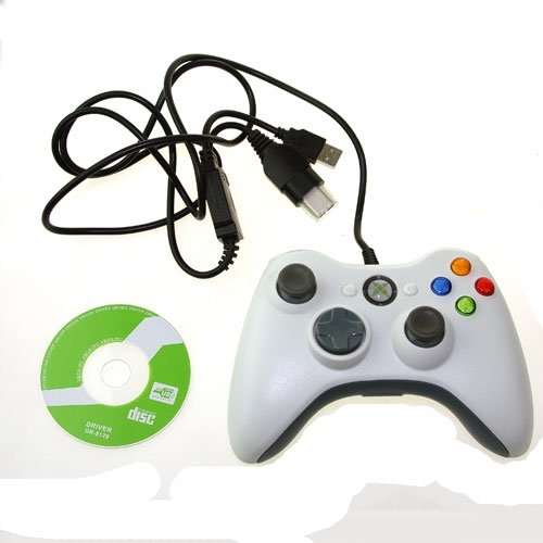 Video Game experience ultimate gaming freedom with the XBOX PC 2 IN 1  controller White **Laptop Parts Store**