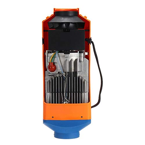 LeKing--Truck fuel air heater, fuel heater 5KW, car truck diesel heater 12V/24V: