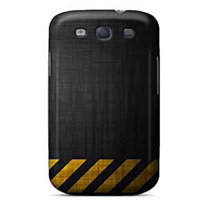 Samsung Galaxy S3 Vzh2980KCdR Support Personal Customs Trendy Iphone Wallpaper Pattern Anti-Scratch Hard Cell-phone Case -IanJoeyPatricia