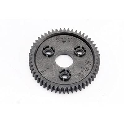 Traxxas 6843 52-T Spur Gear (0.8 Metric Pitch, 32P ): Toys & Games