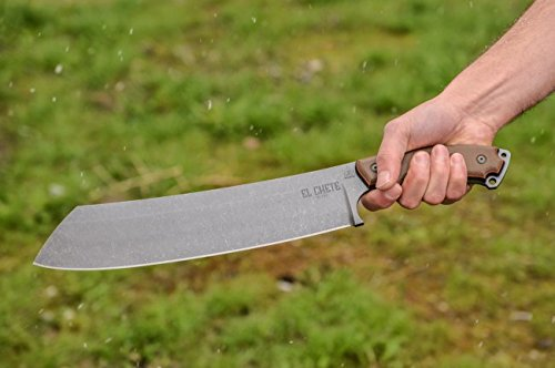 Tops Knives El Chete Knife