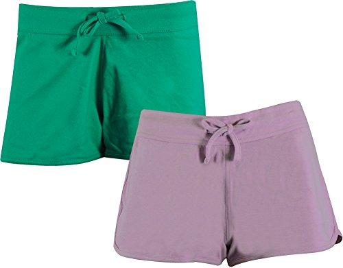 Paia 2 estivo abbigliamento Pantaloncini Gamma di MySocks qFgUpwxXX