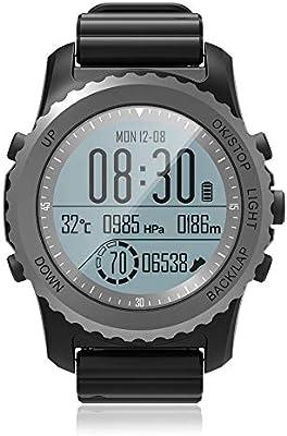DAM. DMZ047BK. Brazalete Inteligente S968 Sumergible con GPS Y ...