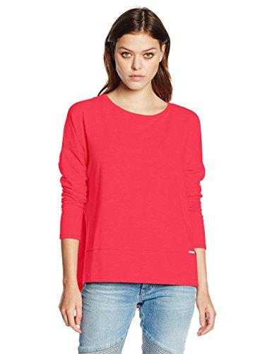 BOSS Naranja 50330573, Suéter Para Mujer Rosa (Bright Pink 673)