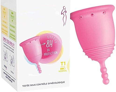 FXNB Copa Menstrual para Mujeres Principiantes ...