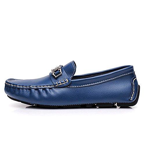Classique Brun Chaussures Deeluxe Classiques Pour Les Hommes 8PqAW