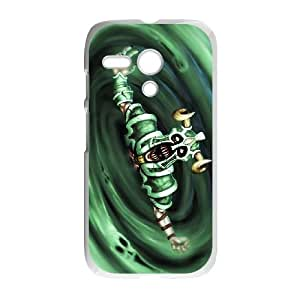 Motorola G Cell Phone Case White Defense Of The Ancients Dota 2 UNDYING Bodhp
