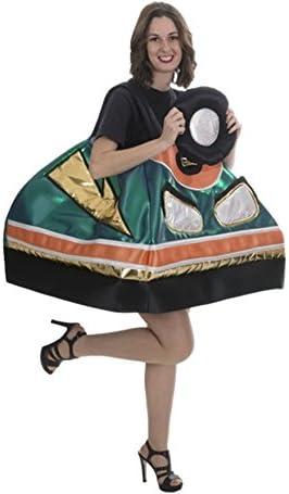 Disfraz de Coche Verde para adulto Única: Amazon.es: Juguetes y juegos