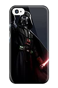 Defender Case With Nice Appearance (star Wars The Force Unleashed 2) For Iphone 4/4s