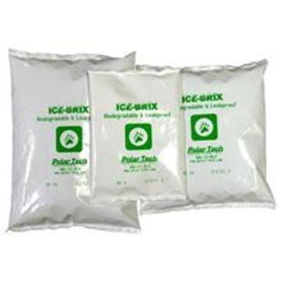 BOX Packaging Ice-Brix IBB12 Biodegradable Pack, 12 oz Ca...