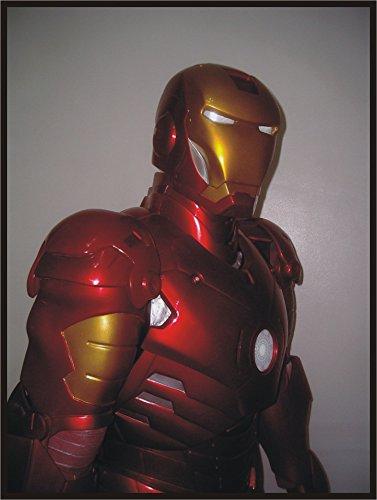 Iron Man Mk-III/3 Armor Fiberglass Parts Kit (Iron Man Cosplay Armor)