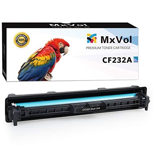 MxVol Compatible HP 32A CF232A Drum Unit, Yields Up to 23,000 Pages use for HP Laserjet Pro M148dw M203dw M227fdw M118dw M148fdw M227fdn Printer, 1-Pack ()