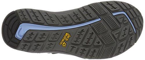 Wolfskin Cool Water Sandal Damen Cruise Jack Lakewood W Grau Outdoor 4PTxdq6xw