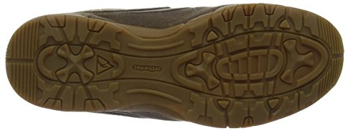 Braun 9276 Dachstein Marrón Senderismo Sydney Unisex Lona De khaki Zapatos 0Hwrz0