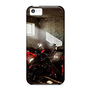 Tpu Protector Snap XlaweVQ9272ytGZR Case Cover For Iphone 5c