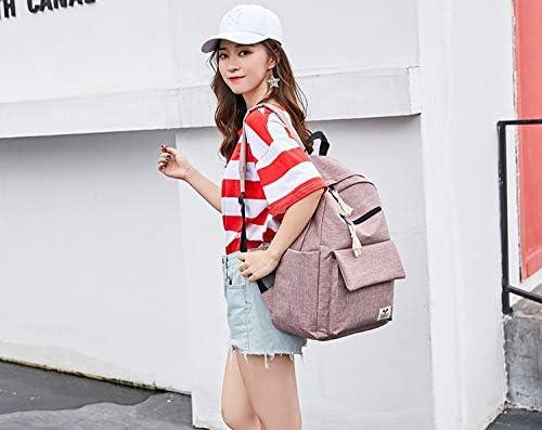 XYL HOME BackpackJunior high School Student Bag Female Korean Version of Harajuku high School Student Sen Backpack Backpack Campus Large Capacity Backpack