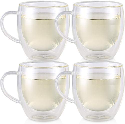 Teabloom Double Walled Cups Insulated