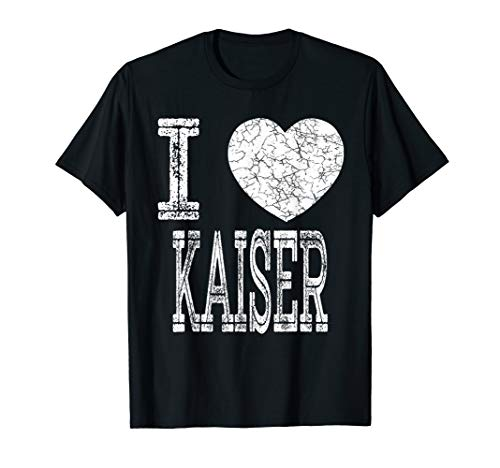 I Love Kaiser Valentine Boyfriend Son Boy Heart Husband Name