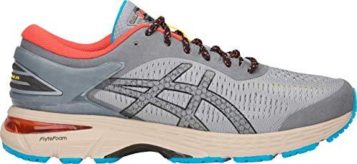 ASICS Gel-Kayano 25 Men's Running Shoe, Stone Grey/Black, 6 D US by ASICS (Image #1)