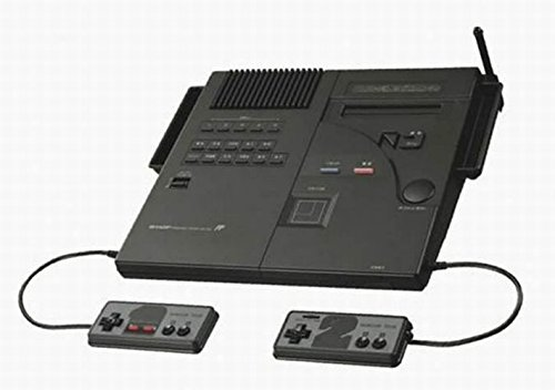 SHARP ファミコンタイトラー 編集ファミコン AN-510