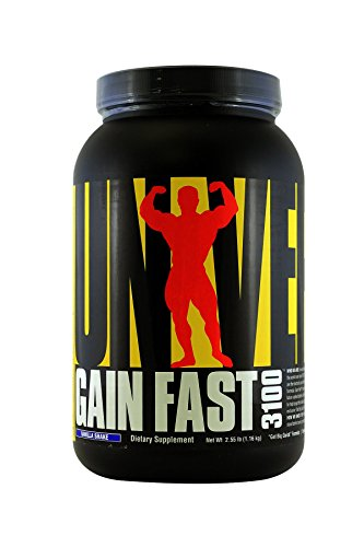 Gain Fast 3100 - Vanilla Universal Nutrition 2.55 lbs. Powder by Universal Nutrition