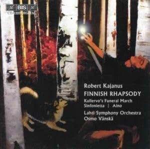 Kajanus: Finnish Rhapsody Op.