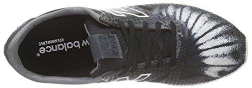 New Balance WL420DF - Zapatillas para Mujer Grau (Grey/Black)