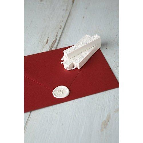 Pearl Wax for Envelope Seals, 4 Sticks by Gartner Gartner Gartner Studios B01AHGEONA       Spaß  364671