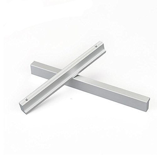 KFZ Kitchen Cabinet Door Handle,Modern Aluminium Alloy Gate Handle Pull Knobs DJH614 Furniture Cabinet Hardware (5, 5.04