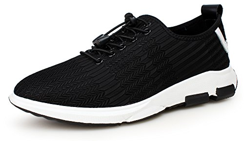 2016 Winter comfortable running shoes sneakers shoes men(Black) - 2