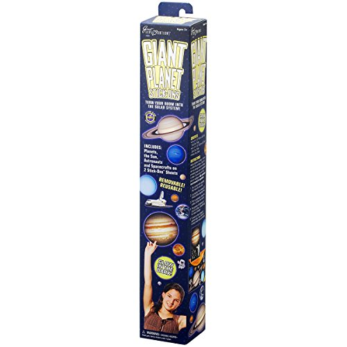 Great Explorations Giant Planet Stick Ons