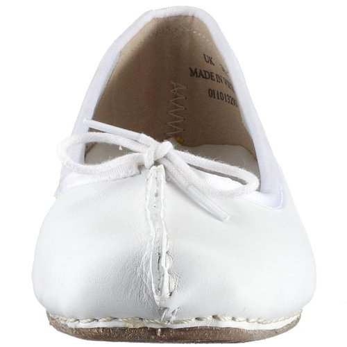 20300955 Donna Face Ballerine Freckle Clarks white Bianco Ff0wEaqx