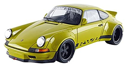 Porsche 911 (930) by RWB, light oliv/Decorated, 1973, Model