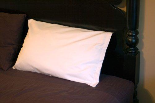Magnolia Organics Barrier Cloth Pillowcase - Standard, Natural
