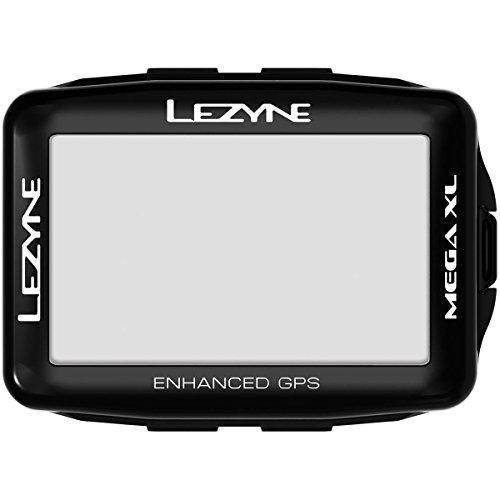 Lezyne Mega XL GPS Bike Computer Black, One Size
