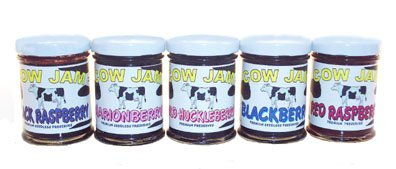 Cow Jam Sampler Gift Pack