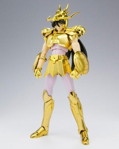 聖闘士星矢 聖闘士聖衣神話 ドラゴン紫龍 初期青銅聖衣 LIMITED GOLD DRAGON B008BZLEH4