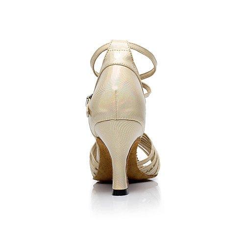 Q T Nero donna altri scarpe ballo da T da Buckie personalizzato colori con Tallone Nero 5Fqwfw61
