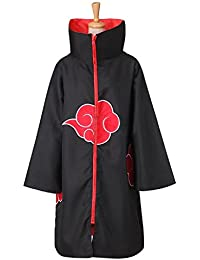 Unisex Halloween Cosplay Costume Uniform Cloak With Headband