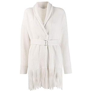BRUNELLO CUCINELLI Fashion Womens M12711916C2430 Beige Cardigan | Autumn-Winter 19