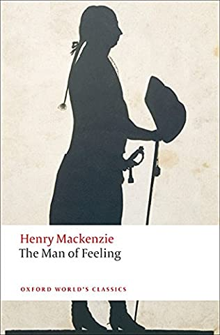 book cover of Man of Feeling