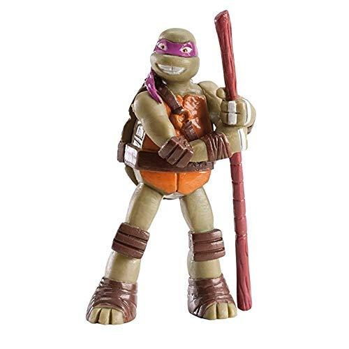 Donatello Statuetta Cake Topper per Decorazione Torta TMNT Tartarughe Ninja